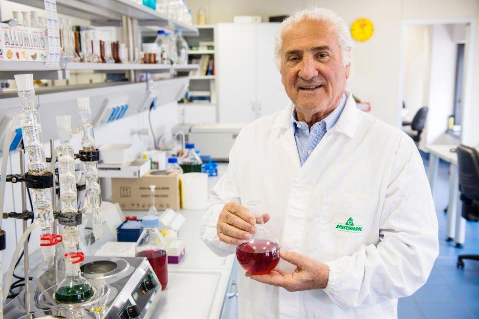L'italiano che ha scoperto la propoli e la stevia