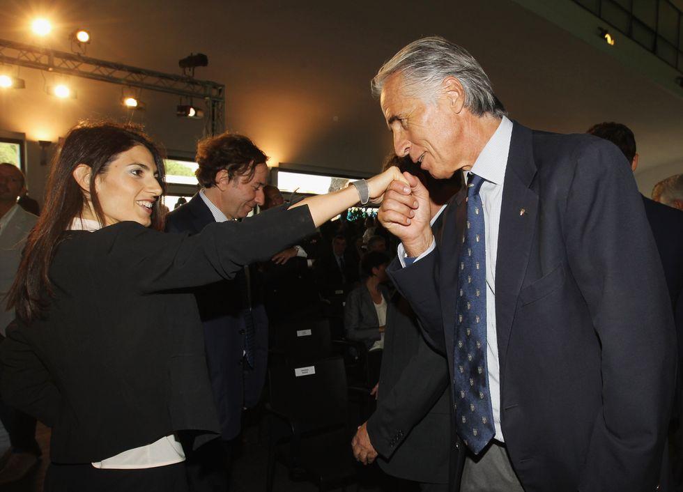"""Euro 2020, Raggi: """"Orgogliosi di ospitare un evento così importante"""""""