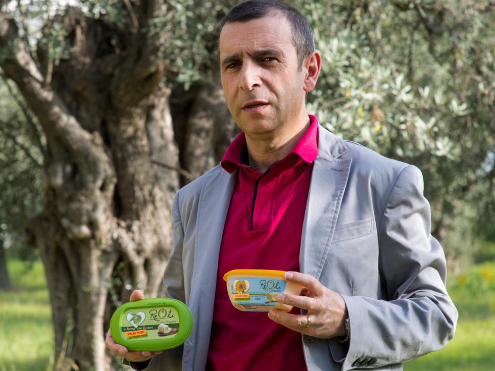 In Università nasce l'olio d'oliva spalmabile