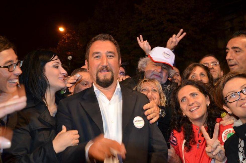 """Il viceré di Grillo: """"Così ci prenderemo la Sicilia"""""""