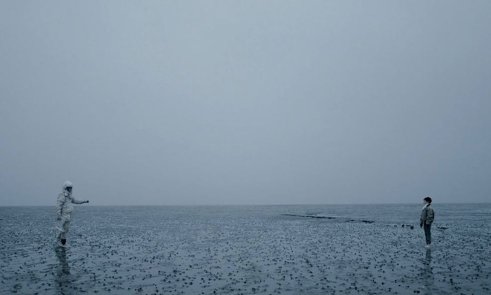 Wir sind die Flut (We are the tide) di Sebastian Hilger