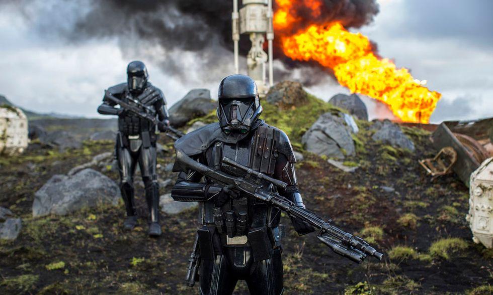 Rogue One: a Star Wars story, il dietro le quinte delle creature fantastiche - Video