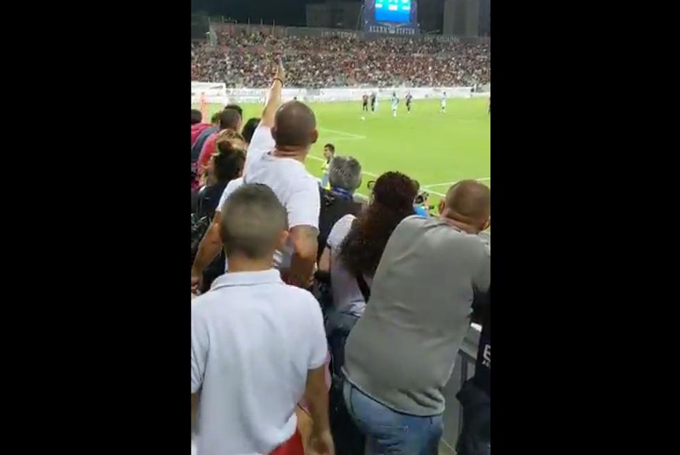 La vergogna di Cagliari: ululati razzisti contro Lukaku I VIDEO