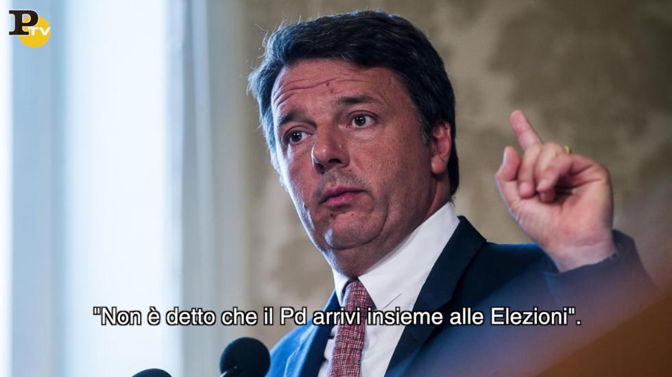 audio Renzi Gentiloni