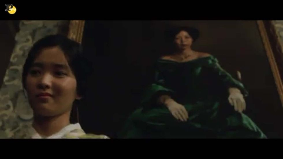Mademoiselle di Park Chan-wook: clip del film