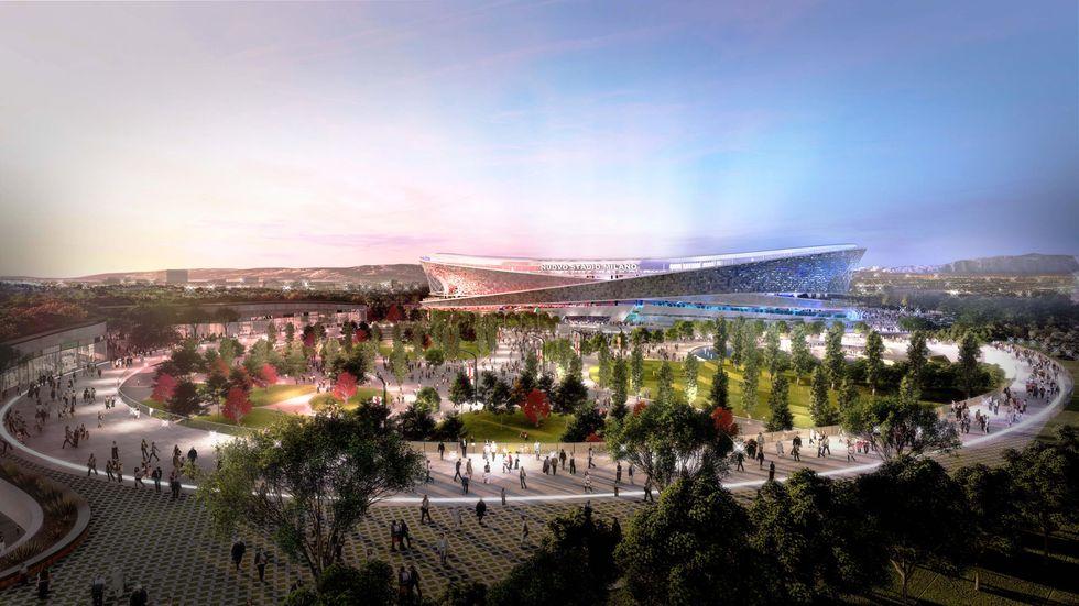 nuovo stadio milano inter milan manica sportium