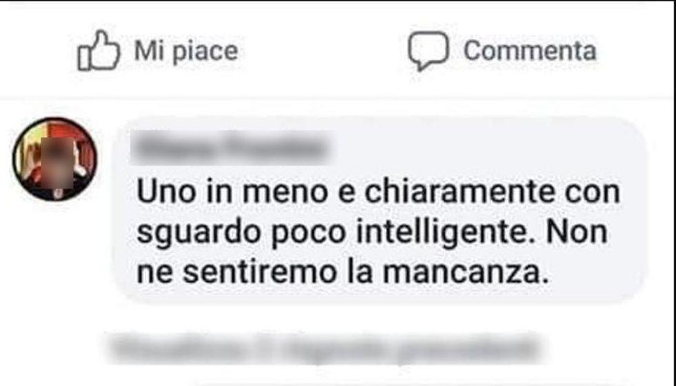Se un'insegnante gode per la morte di un Carabiniere
