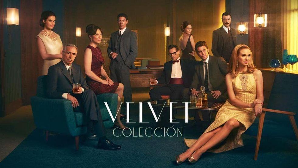 Velvet collection Rai 1