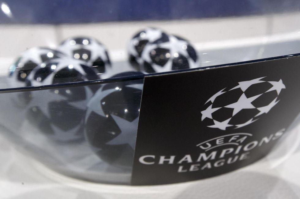 champions league gironi sorteggio juventus napoli inter atalanta