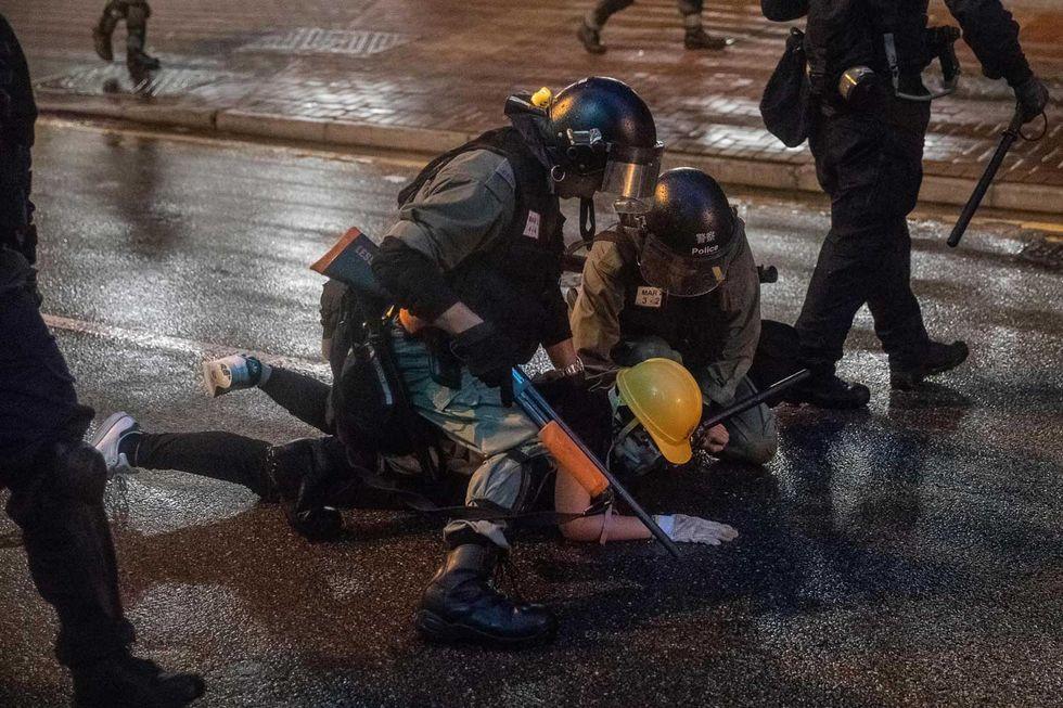 Hong-Kong-manifestazioni-proteste-polizia