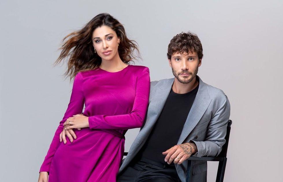 Festival di Castrocaro Belen e Stefano De Martino