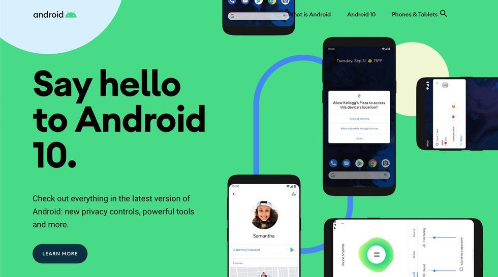 android 10 ufficiale