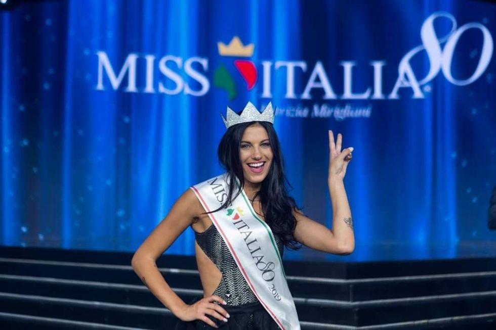 Carolina Stramare Miss Italia 2019