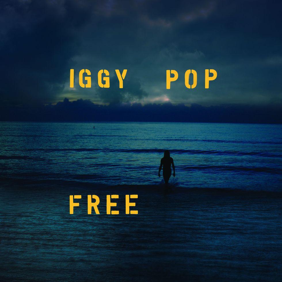 Iggy Pop, Free: l'arte di spiazzare a 72 anni - recensione