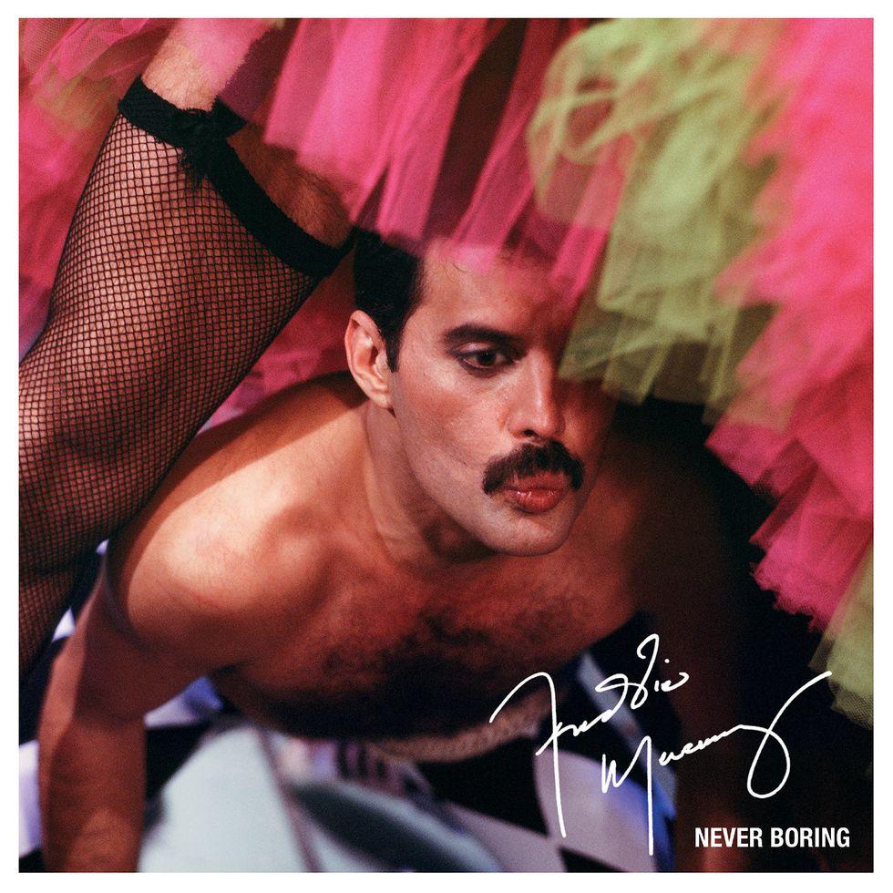 Freddie Mercury, Never Boring: il boxset definitivo della sua musica senza i Queen