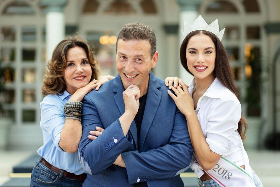Miss Italia 2019 Alessandro Greco