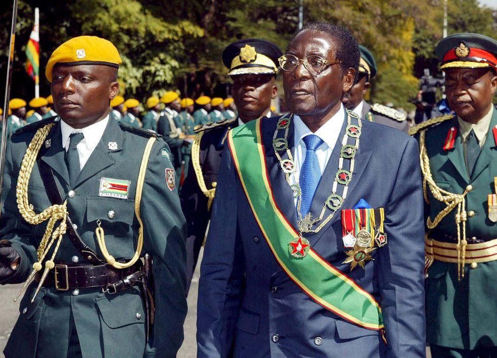 Robert Mugabe Harare