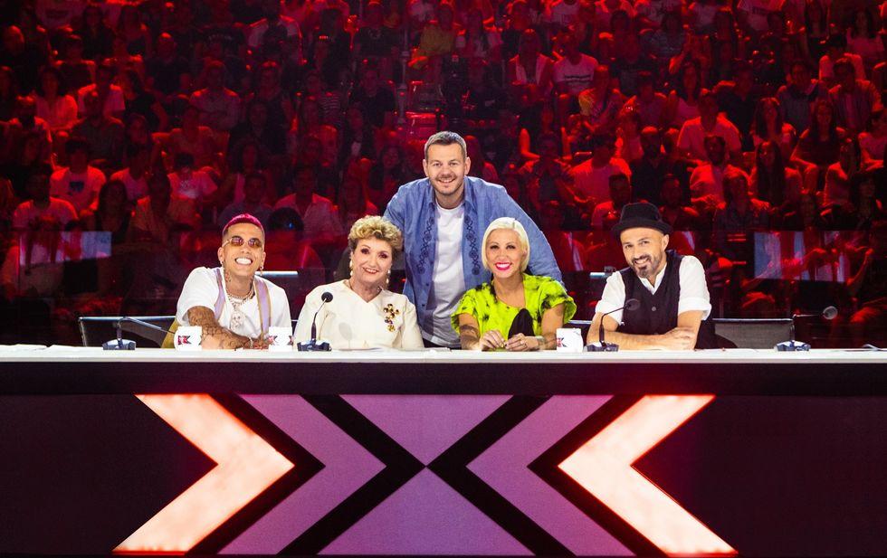 X Factor 2019 cast