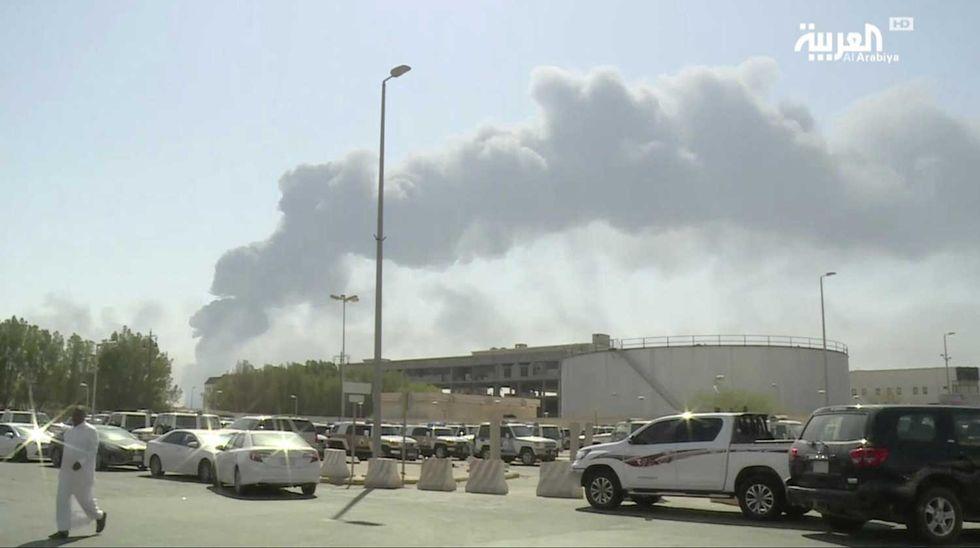 Iran-attacchi-impianti-petroliferi-arabia-saudita