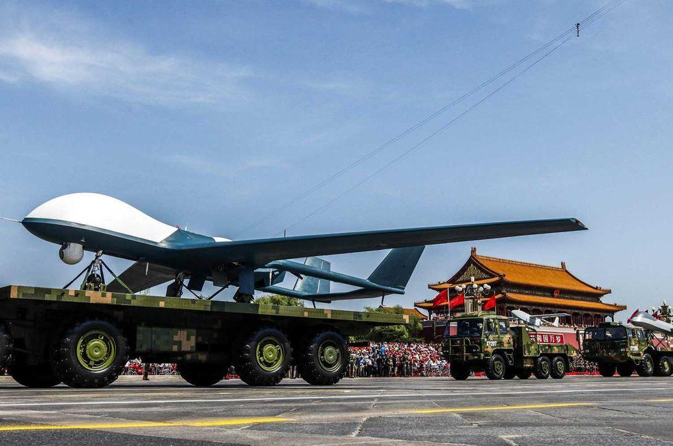 droni-Cina-guerra