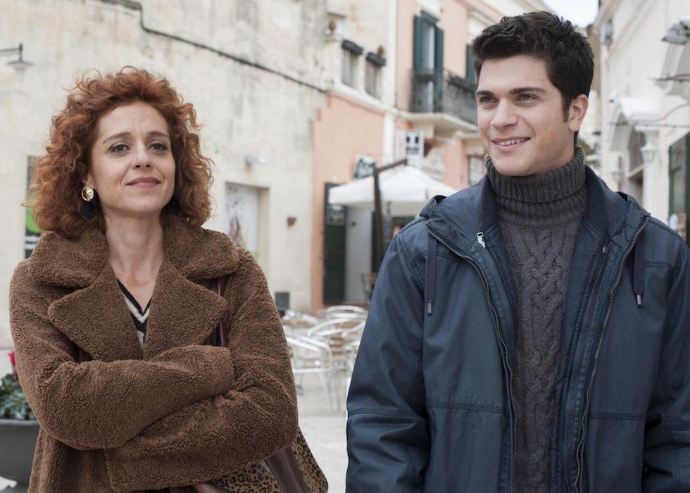 Vanessa Scalera e Alessio Lapice Imma Tataranni