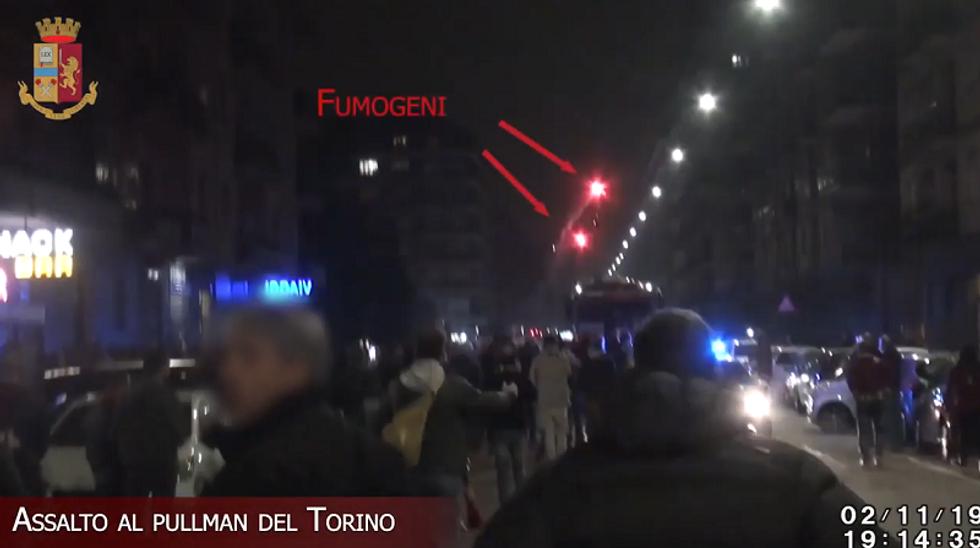 Hooligans Torino, 75 Daspo dopo gli incidenti in curva I VIDEO