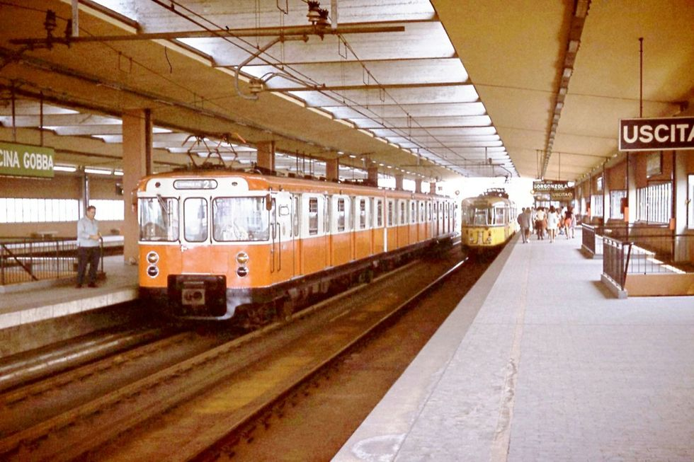 linea 2 1969