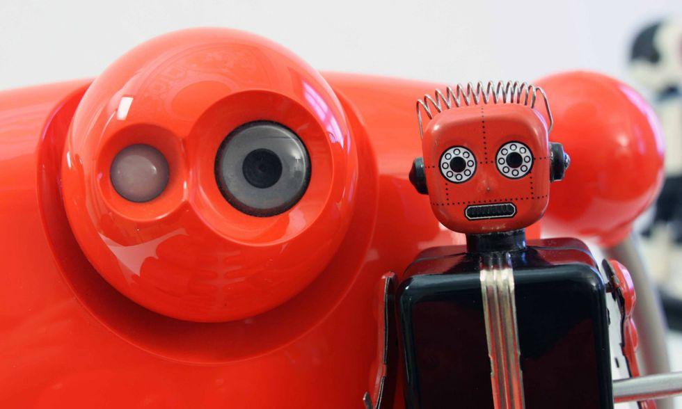Robot-apertura