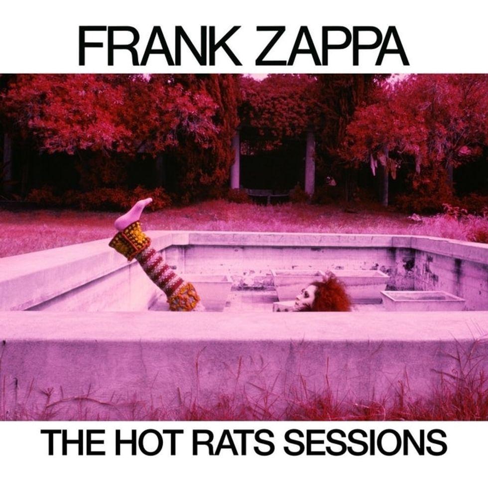 Frank Zappa: Hot Rats compie 50 anni: esce il cofanetto delle session in studio