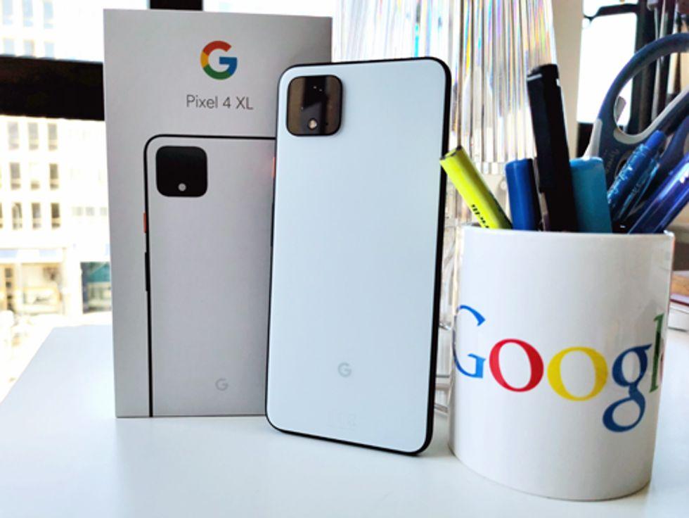 Google presenta i nuovi smartphone Pixel 4 e Pixel 4 XL