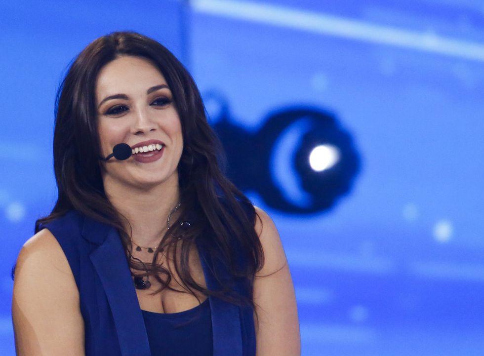 Francesca Manzini Amici Celebrities