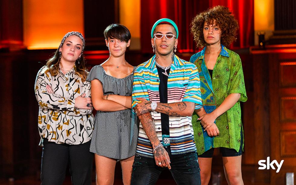 X Factor 13 Under Donna