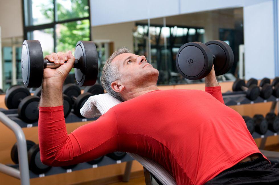 palestar sport fitness allenamento
