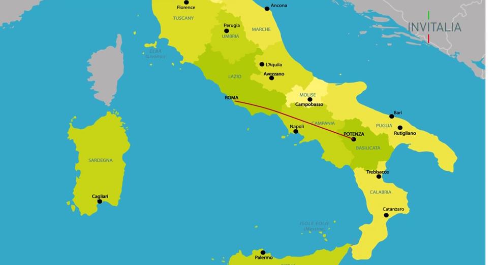 Resto al Sud, 7^ tappa - Basilicata