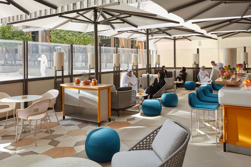 5 motivi per scegliere il nuovo Mandarin Hotel a Doha