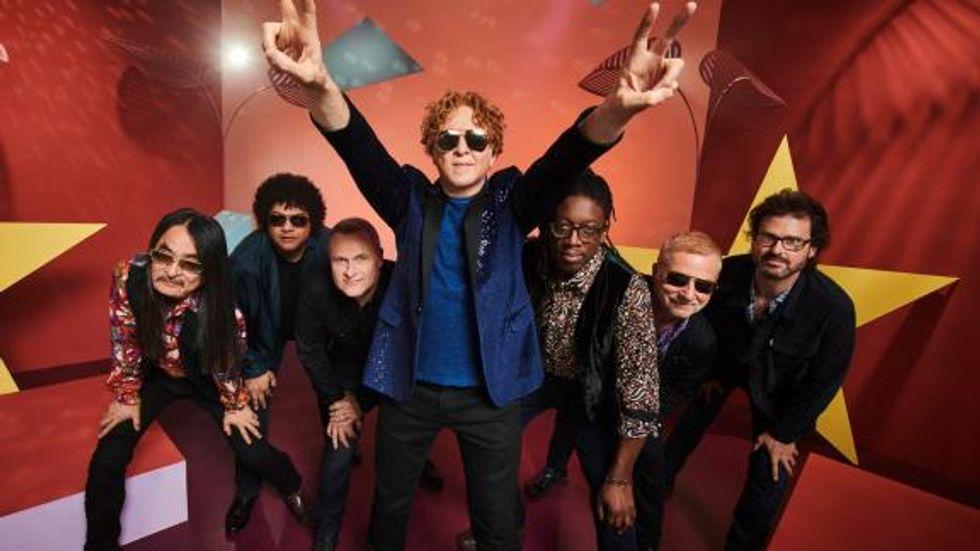 """Simply Red: """"Blue Eyed Soul"""" è un eccellente viaggio nel funk-soul"""