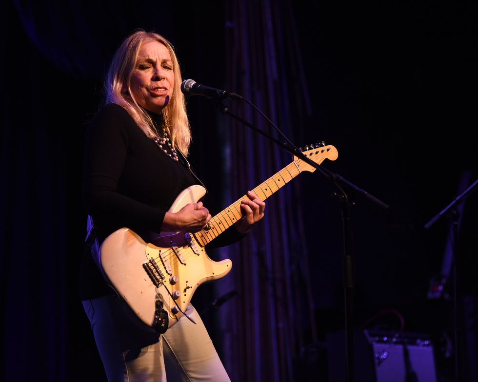 Rickie Lee Jones: la musa di Tom Waits celebra la grande canzone Usa