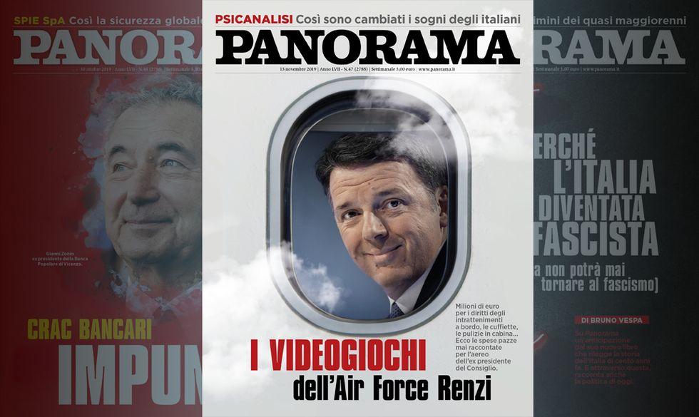 I videogiochi dell'Air Force di Renzi - Panorama in edicola