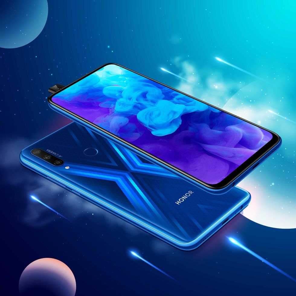 Honor 9X, arriva in Italia lo smartphone conveniente