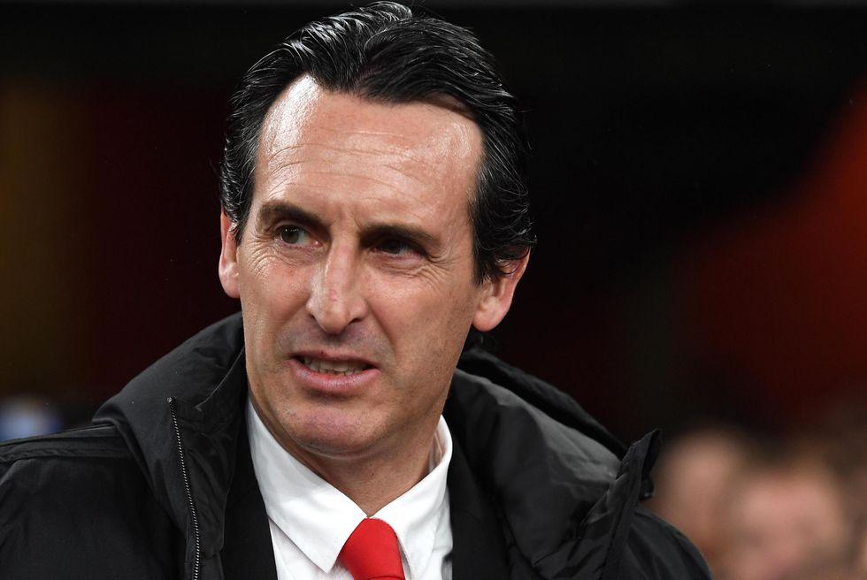Unai Emery Arsenal allenatore esonerato