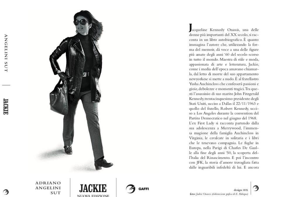 Jackie, l'autobiografia immaginaria