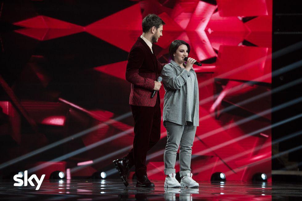 Giordana Petralia X Factor 13