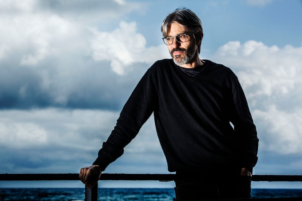 """Luca Madonia: """"La Piramide esprime il bisogno della musica"""""""