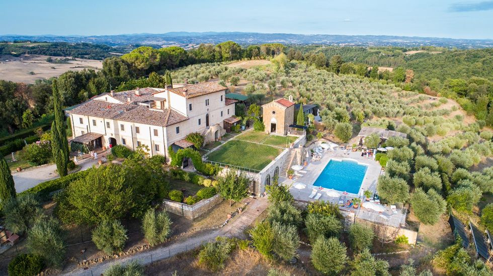 Le residenze d'epoca della Toscana da visitare