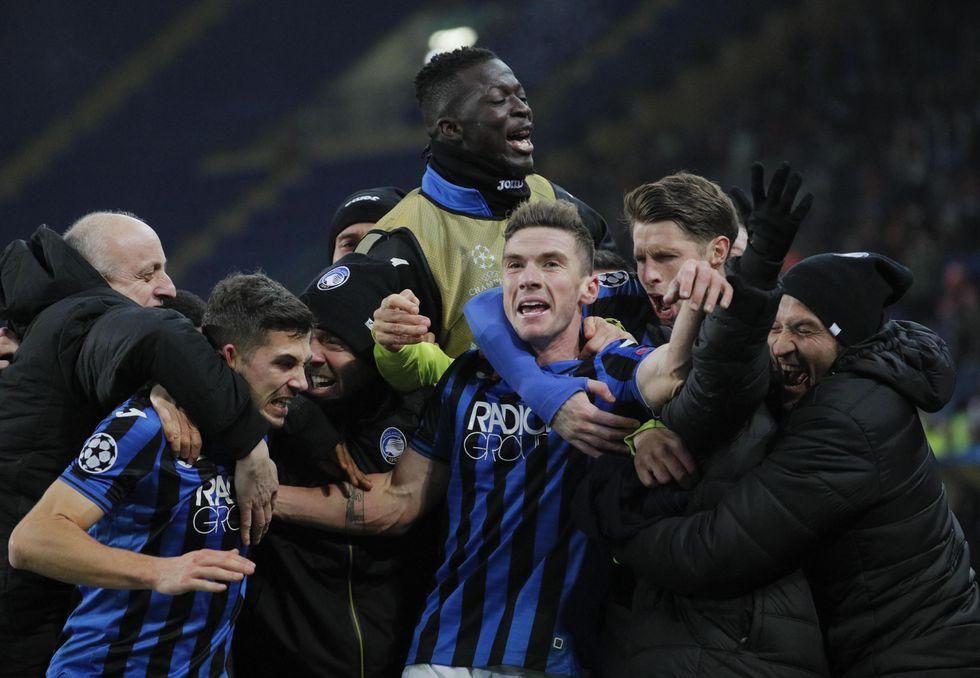 Atalanta plusvalenze calciomercato bilancio