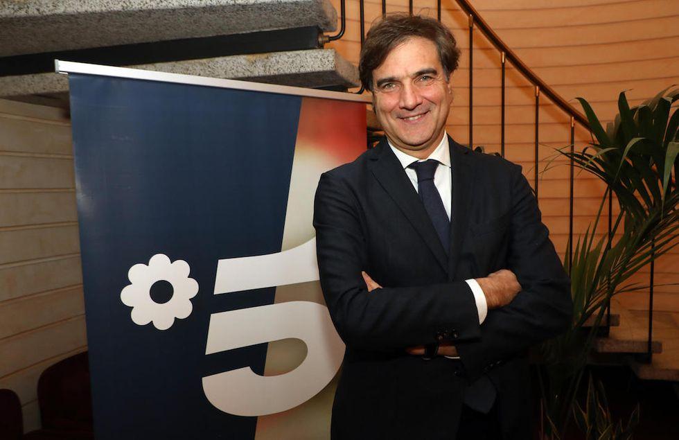 Giancarlo Scheri Canale 5