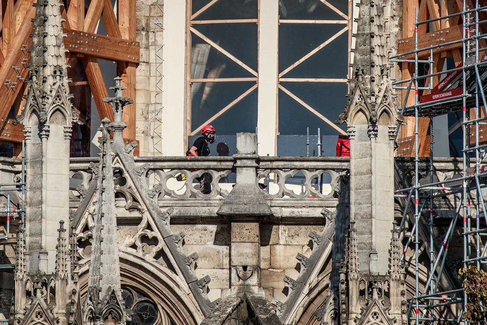 Notre-Dame-PArigi-lavori-ristrutturazione