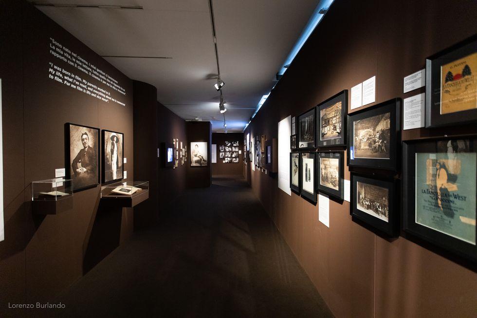 Il cinema di Sergio Leone in mostra a Roma