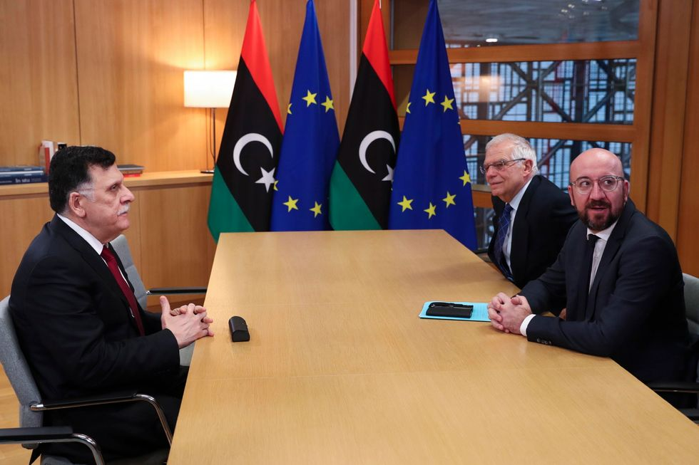libia iran politica petrolio europa guerra