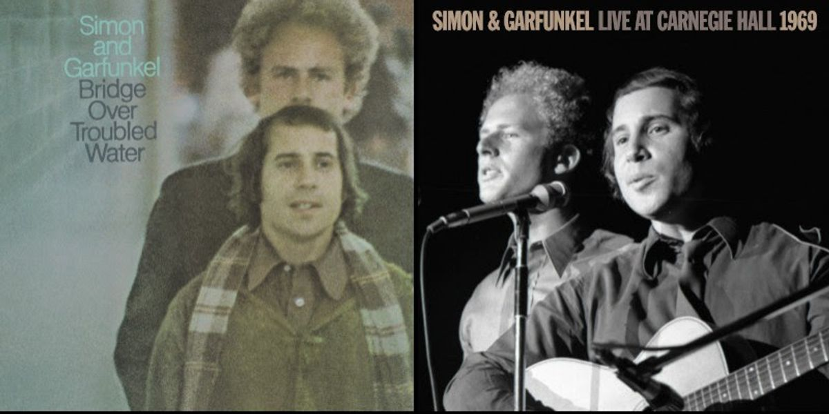 Bridge over troubled water, Simon & Garfunkel